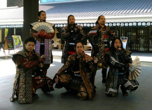 熊本おもてなし武将隊