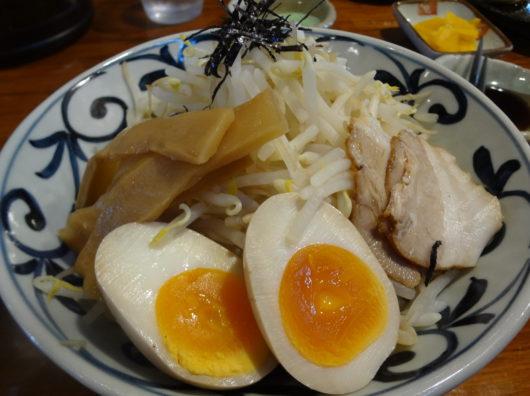スペシャルつけ麺