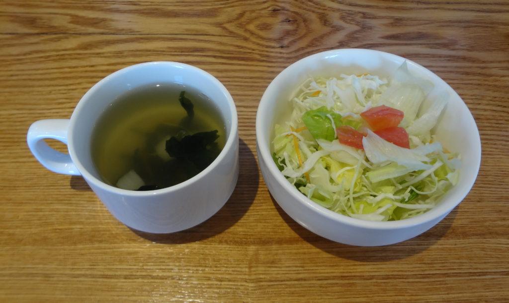 野菜&スープ