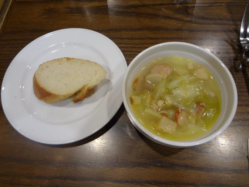 スープなど