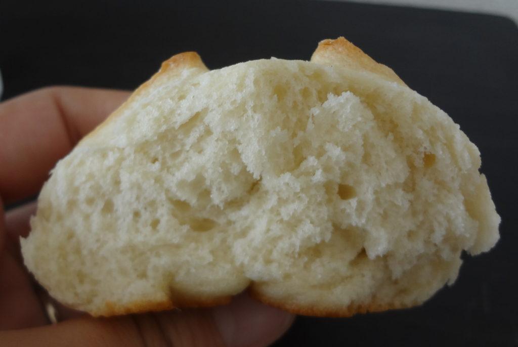 米粉パン断面