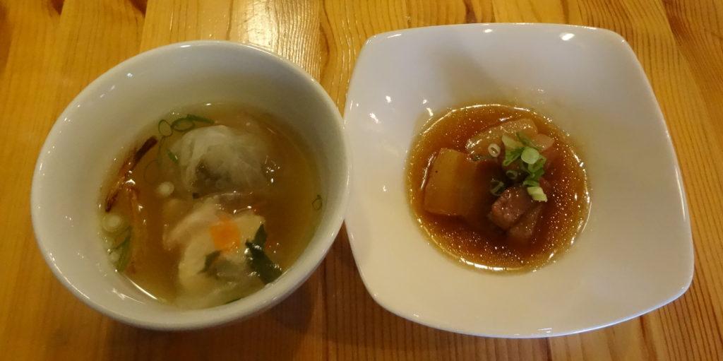 スープ&角煮