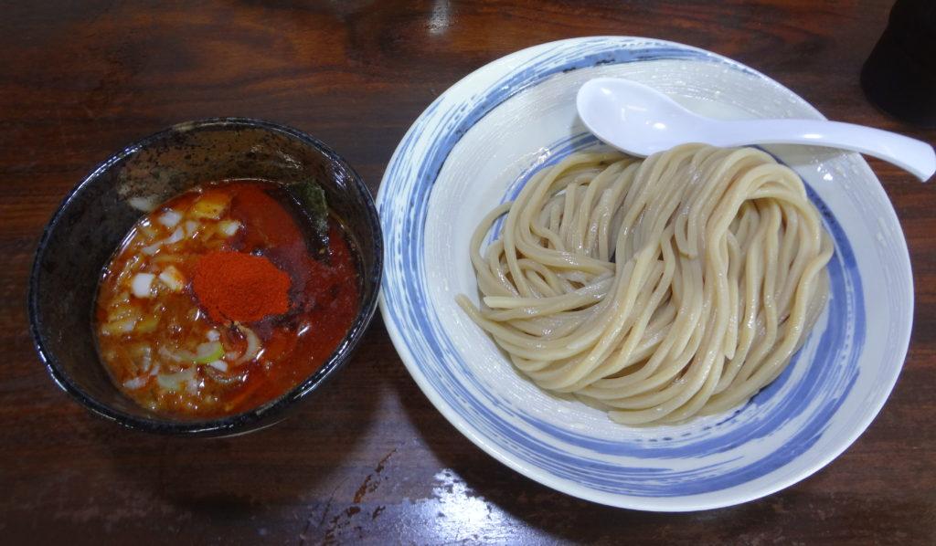 魚雷つけ麺