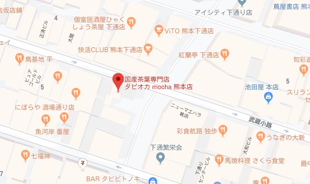 モチャ地図