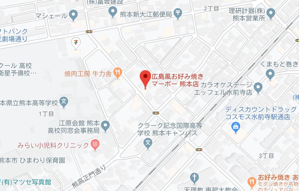 マーボー地図