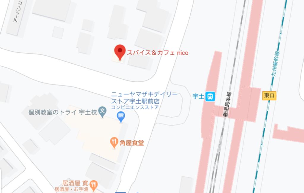 nico地図